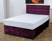 Reflex 2400 Mattress in Soft, Medium or Firm